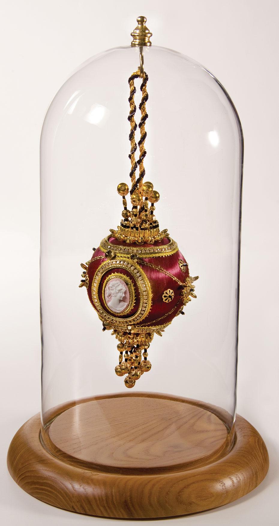 Christmas ornament display case - Angel Display Stand Display Case Jpg Glass Dome Christmas Ornament